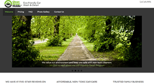 web-design-green-website